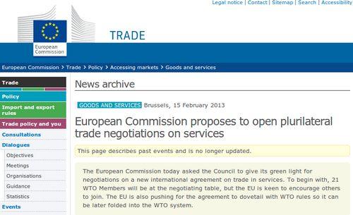 TISA - Bildquelle: Screenshot-Ausschnitt trade.ec.europa.eu